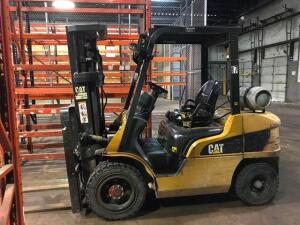 Online Forklift Liquidation-HDW Warehouse, Greenwood, MS