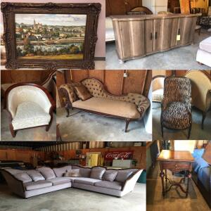 Bank Ordered AUCTION of SHOWROOM FURNITURE