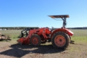 R & R Farms Partnership, Farm Equipment Simulcast Auction