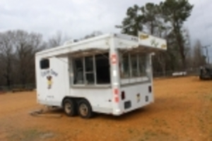 Online Only Bankruptcy Auction - Concession Trailer & Equip.