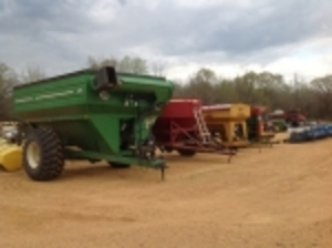 Spring Equipment Auction - Online Only 2015