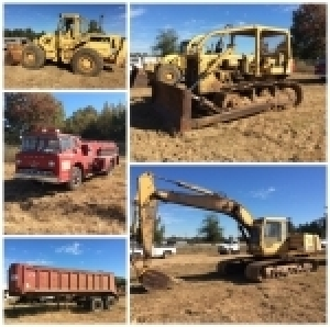 Tallahatchie County Surplus Machinery Auction