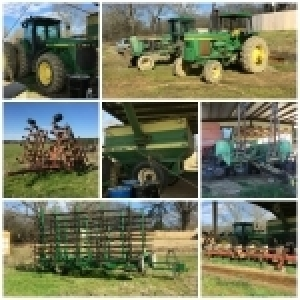 2016 Spring Equipment Online Auction