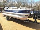 2016 Sun Tracker Fishing Pontoon Boat Selling Absolute