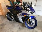 2015 Yamaha R-320 Motorcycle selling absolute