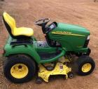 2002 John Deere X 495 Lawnmower