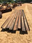 20 Foot Steel Beams