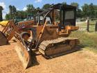 Case 350 B Dozer, Wide Track