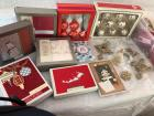 Christmas Ornaments and Christmas Cards