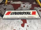 Uniroyal Sign
