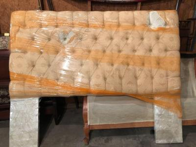 Tufted King Headboard