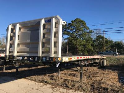 2016 Fontaine Extreme Beam Flatbed Trailer