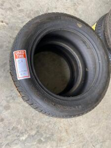2 Unused BF Goodrich and Goodyear Tires