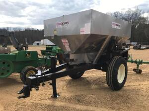 Adams 5 Ton Fertilizer Spreader
