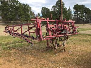 Hardi 60 Ft 3 Pt Spray Boom