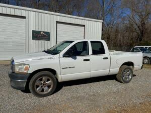 2006 Dodge Ram Pickup Pickup Truck - title
