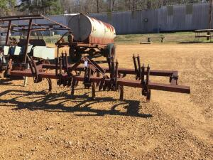 4 Row Chisel Plow