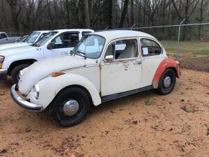 1973 Super Beetle Volkswagon