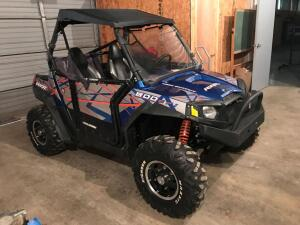 2013 Polaris 800 EFI High Output RZR