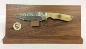Ducks Unlimited Commemorative Knife
