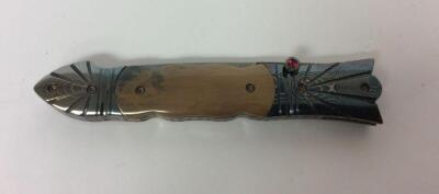 Roger Hatt Custom Knife 05