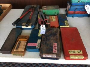Knives For Carpet and Wire Cutters