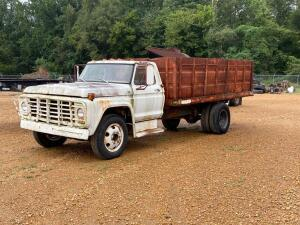 1971 Ford F600 Grain Truck - Salvage