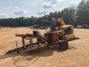 Reinco Hay and Mulch Blower