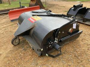 2017 Caterpillar Hydraulic Pick Up Sweeper Attachment