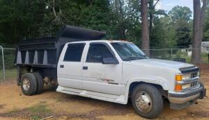 1997 Chevrolet C3500 Pickup Truck - Title Delay