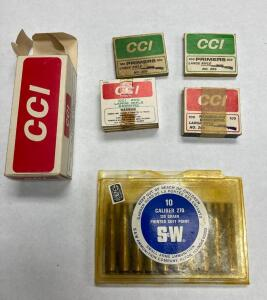 3 CCI 200 Large Rifle Primers and