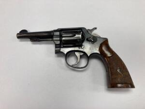 Smith and Wesson 32-20 CTG Revolver Pistol