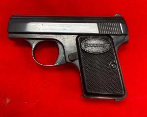 Browning 25 Automatic Pistol