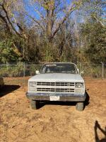 1986 Chevrolet C20 Pickup Truck - Does Not Run - 5