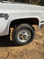 1986 Chevrolet C20 Pickup Truck - Does Not Run - 10