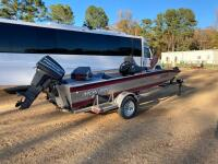 1992 Monark Fisher Bass Boat - 5