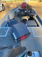 1992 Monark Fisher Bass Boat - 6