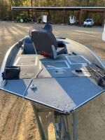 1992 Monark Fisher Bass Boat - 9