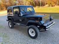 1989 Jeep Wrangler Multipurpose Vehicle (MPV) - 4