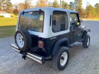 1989 Jeep Wrangler Multipurpose Vehicle (MPV) - 7