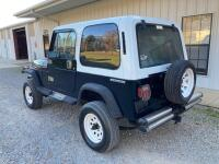 1989 Jeep Wrangler Multipurpose Vehicle (MPV) - 9