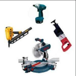 Power Tools In Working Order