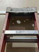 Louisville 8 foot Step Ladder - 2