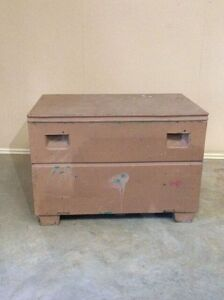 Painted Greenlee Tool Chest