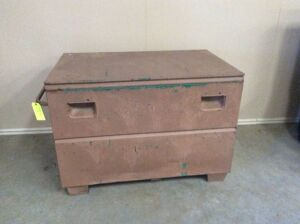 Greenlee Painted Tool Chest