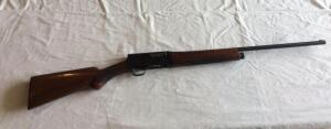 Browning Belgium A5 20 Ga Light 20 Shotgun