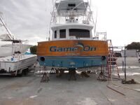 "1994 Miller 58 Convertible ""Game On"" Vessel - 2"