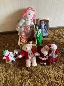Children and Christmas Items
