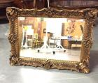 Formed Frame Accent Wall Mirror