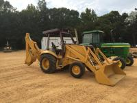 580 Case Backhoe